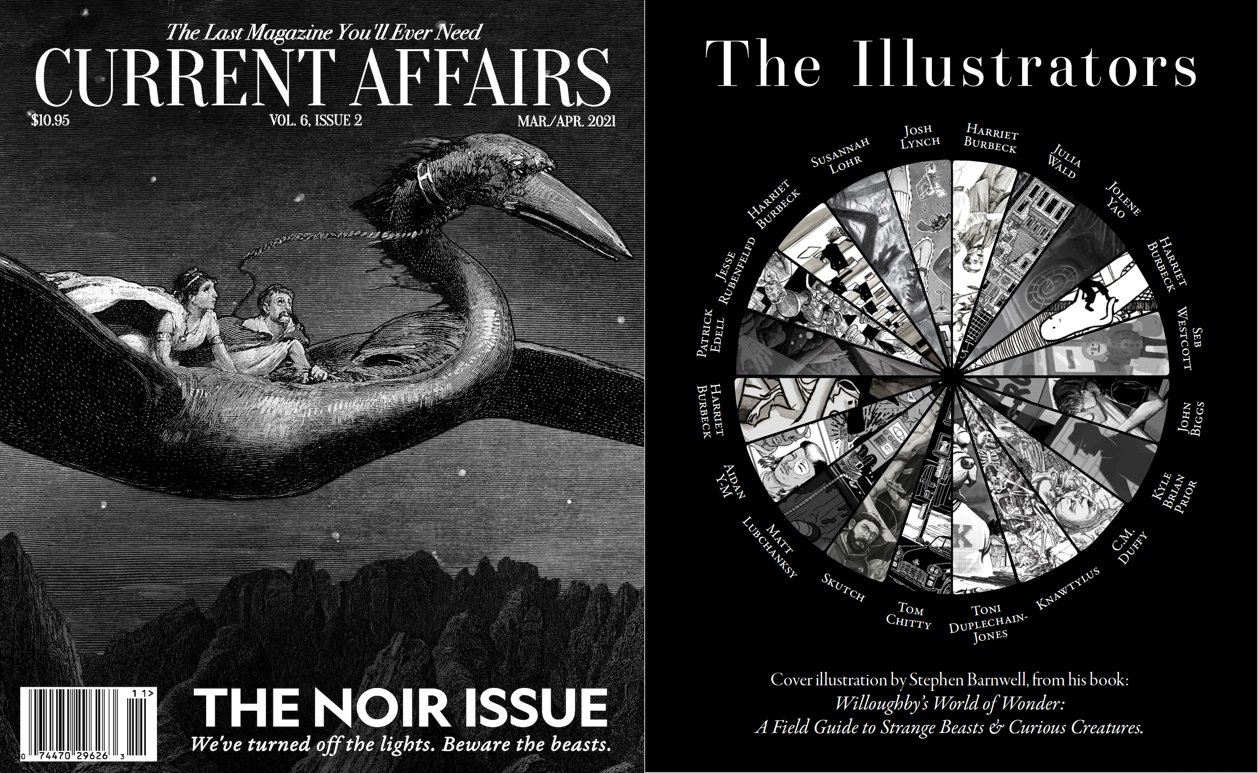 Single Order: Issue 30 (March-April 2021, Vol. 6, No. 2)