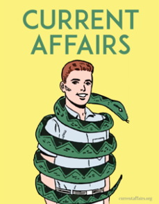 Poster: Current Affairs (Snake)