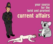 Stickers: Lurid & Prurient
