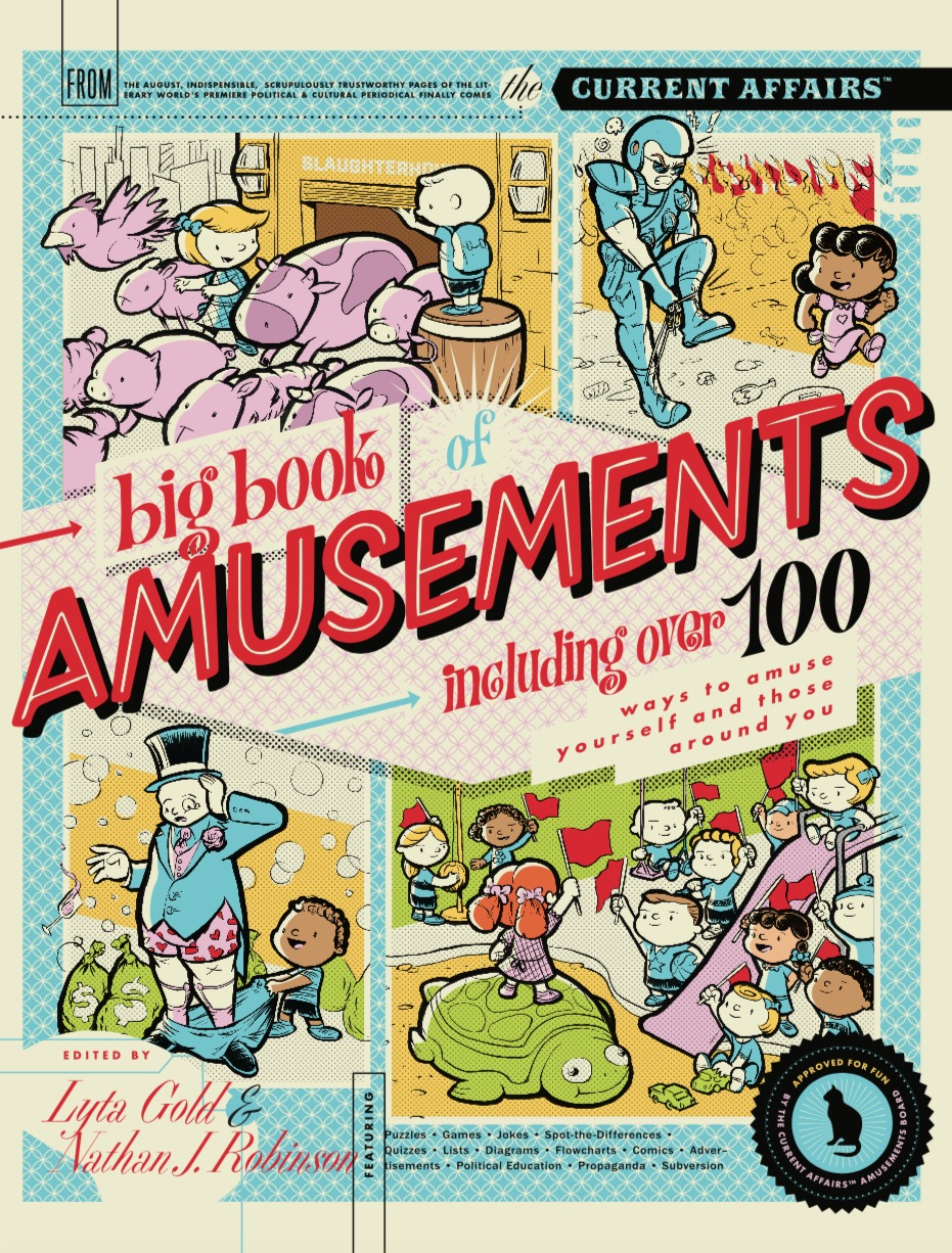Book of Amusements