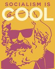 Poster: Socialism is COOL